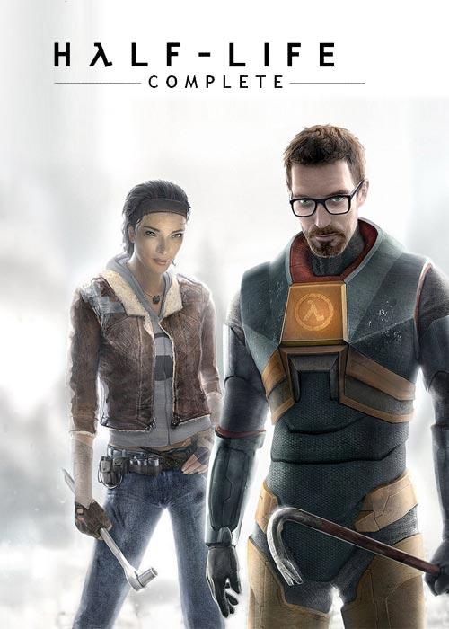 Half Life Complete Steam CD-Key