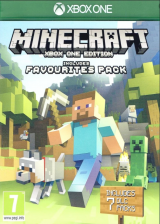 Official Minecraft: Edition Favorites Pack Xbox Live Key Global