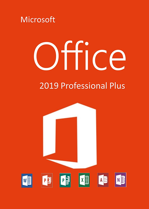 Office2019 Professional Plus CD Key Global(2PC)