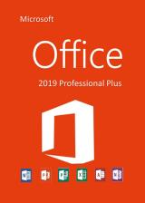 Official Office2019 Professional Plus CD Key Global(2PC)