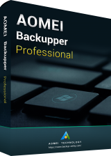 Official AOMEI Backupper Professional Edition 365 Days 5.7 Key Global